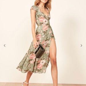 Reformation Gwenyth Dress Size 2
